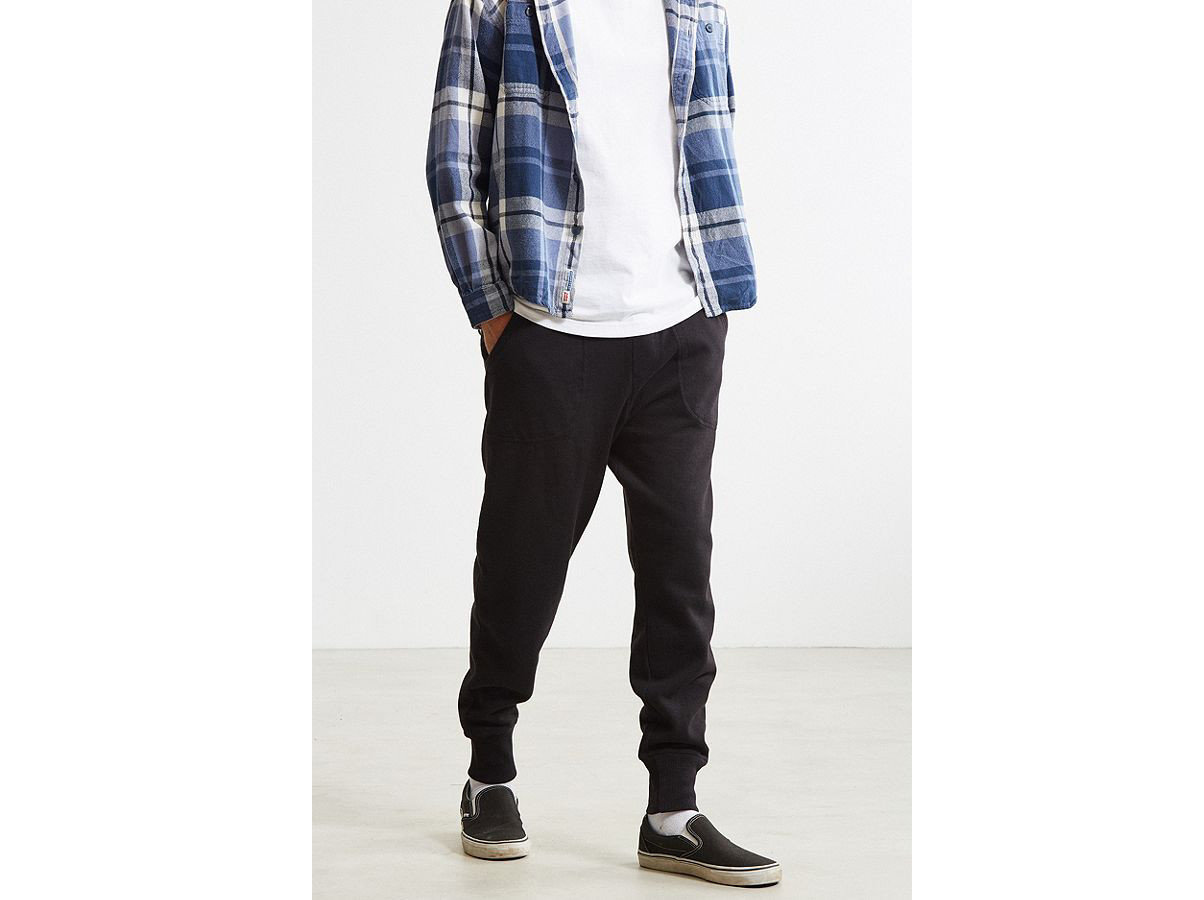 Style + Design Travel Shop person man standing clothing wearing posing jeans denim tartan plaid pattern shoe trousers sleeve formal wear pocket dressed male trouser