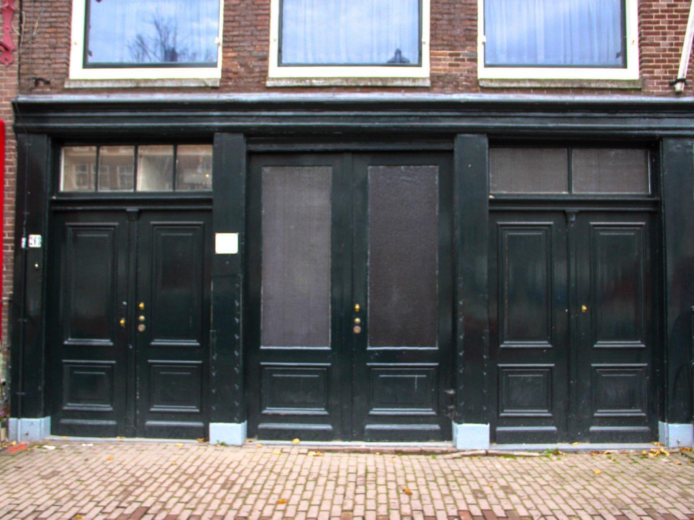 Travel Tips window building door house facade