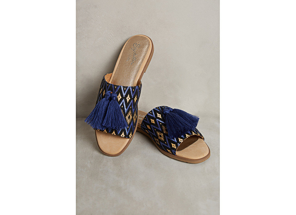 Style + Design footwear shoe sandal cobalt blue outdoor shoe electric blue product suede