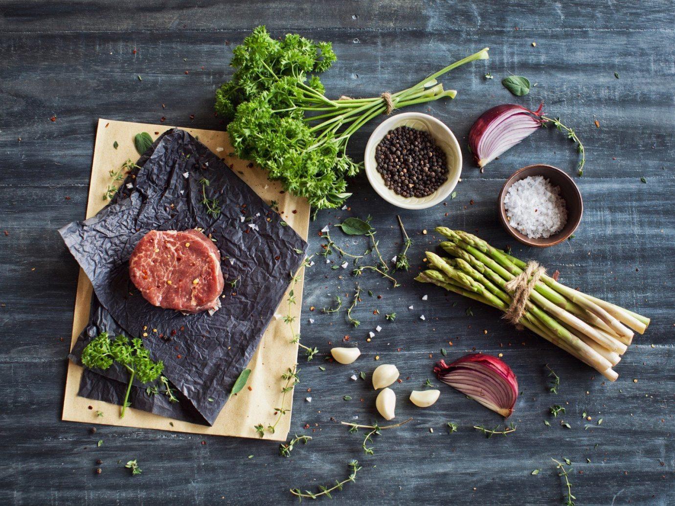 Food + Drink food produce leaf wooden vegetable herb