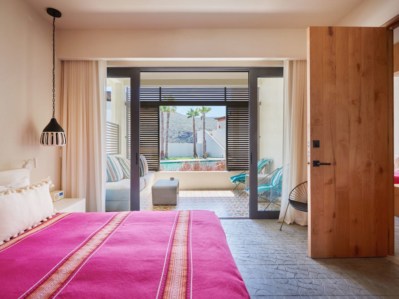 Beach Honeymoon Hotels Mexico Romance Tulum indoor wall window bed floor room property Bedroom interior design Suite estate cottage real estate apartment furniture