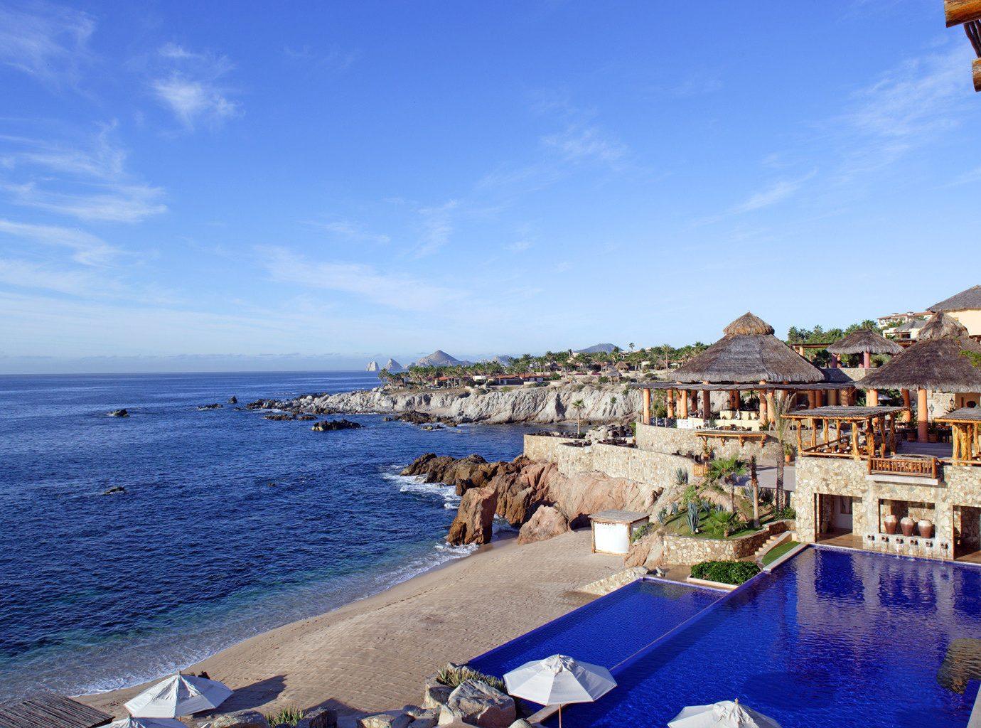 Aerial view of Esperanza, an Auberge Resort