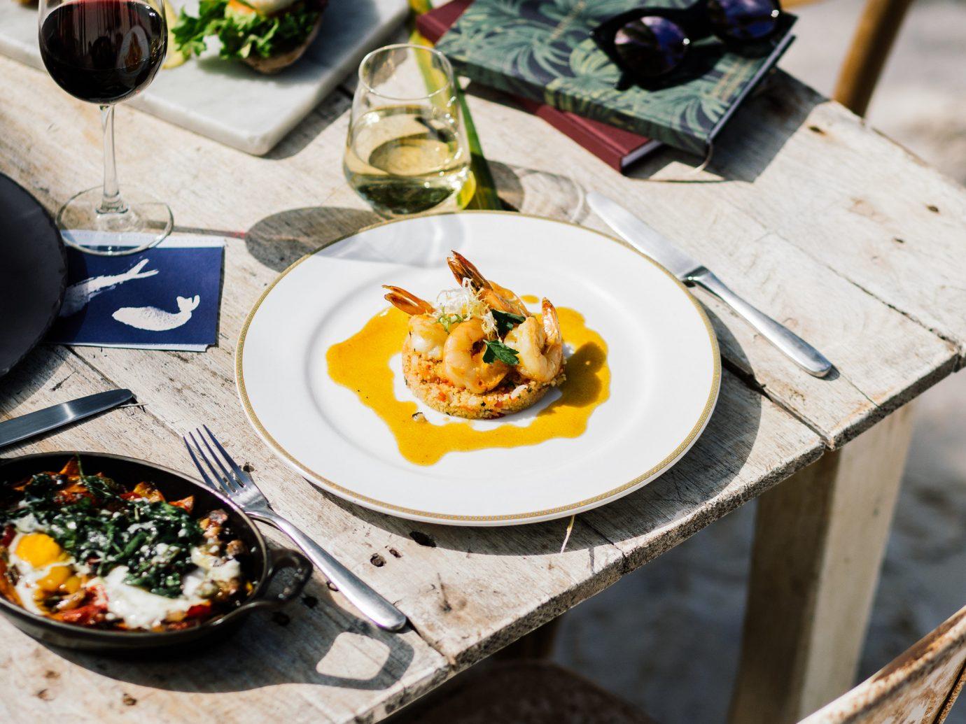 Beach Honeymoon Hotels Mexico Romance Tulum table plate ground food dish meal cuisine breakfast