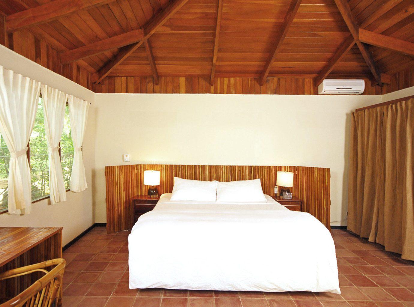 Bedroom at Harmony Hotel in Costa RIca