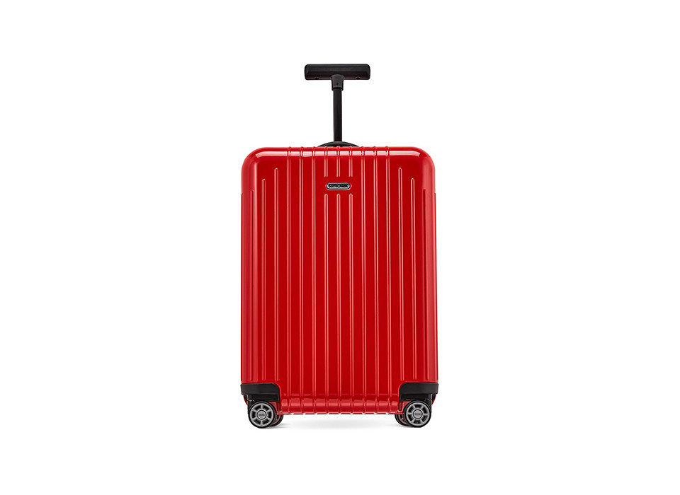 Packing Tips Travel Shop Travel Tips red suitcase product hand luggage product design luggage & bags