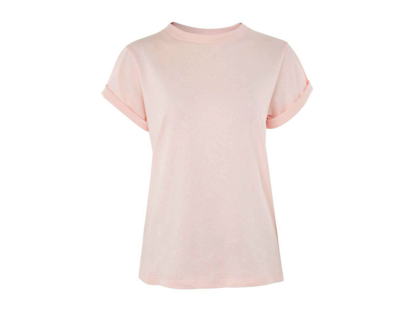Style + Design Travel Shop clothing pink sleeve day dress shoulder neck peach t shirt