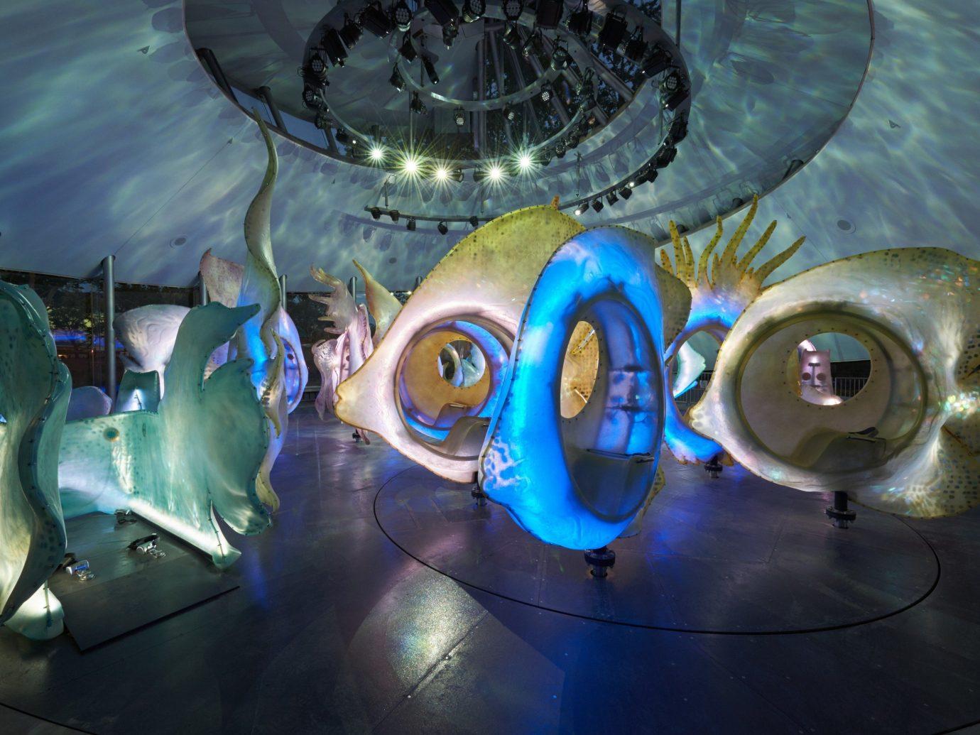 Trip Ideas blue indoor biology screenshot space