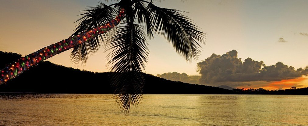 Trip Ideas water sky outdoor tree Sunset arecales Lake evening Ocean dusk sunlight reflection computer wallpaper palm family distance shore