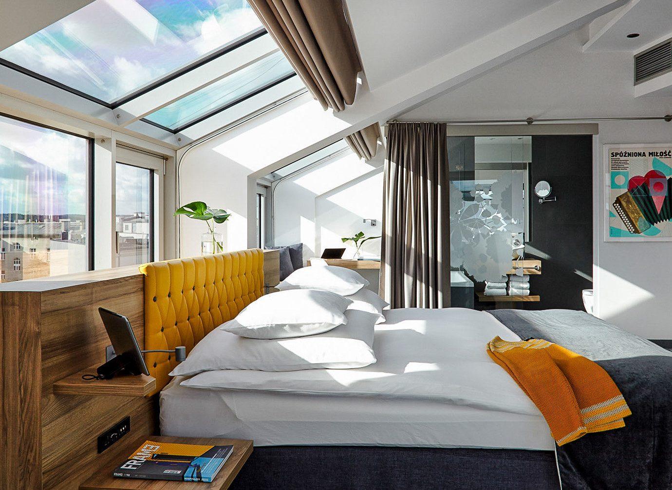 Trip Ideas indoor window room interior design ceiling Bedroom Suite real estate penthouse apartment interior designer furniture