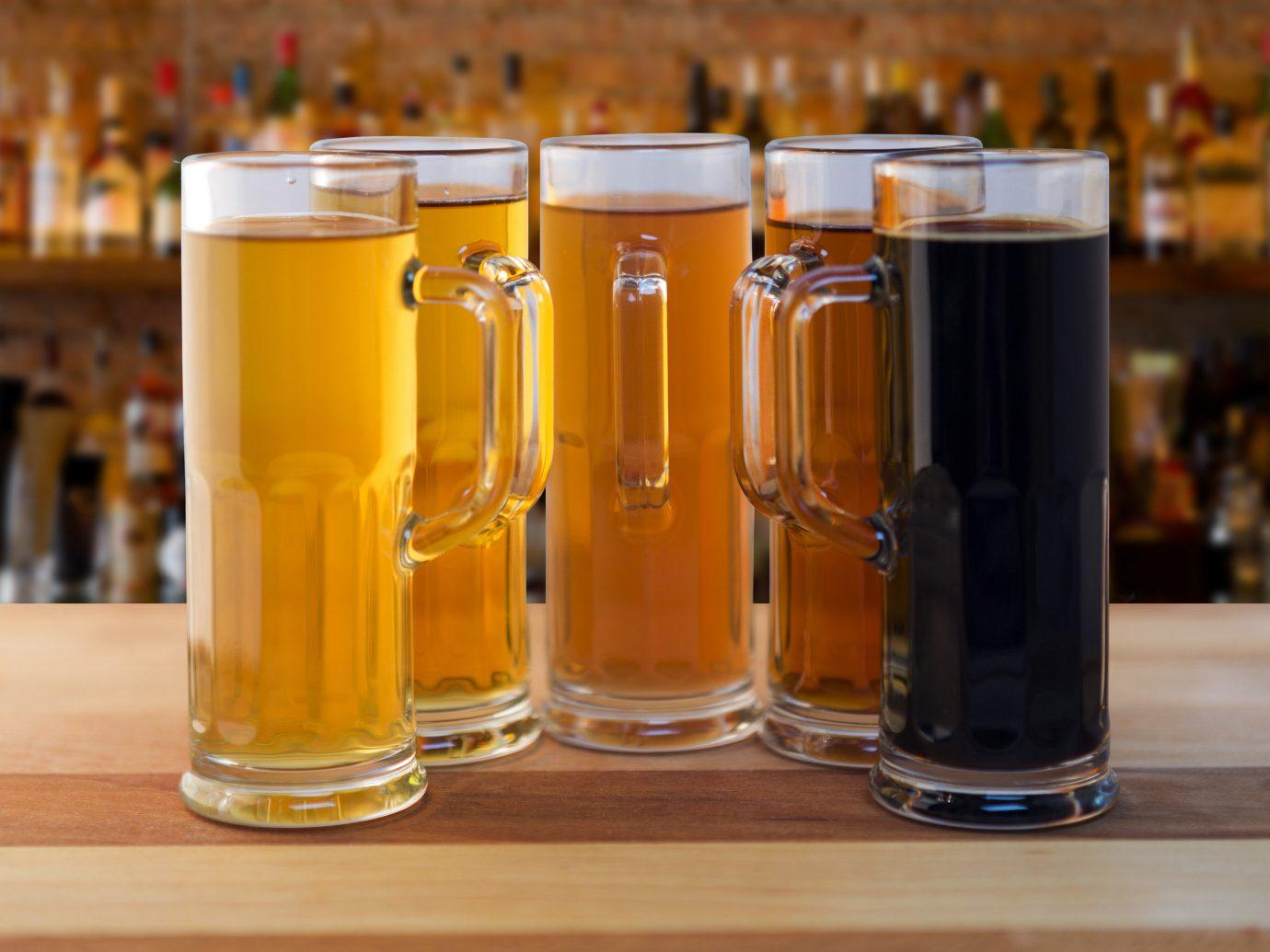 Trip Ideas cup table alcoholic beverage Drink distilled beverage beer liqueur bottle pint us drinkware glass beverage