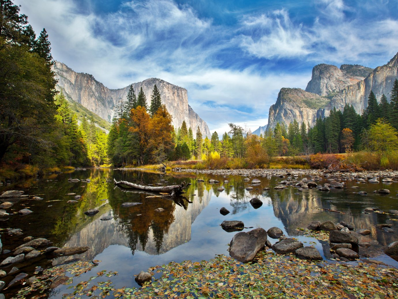 Trip Ideas outdoor mountain Nature mountainous landforms wilderness reflection body of water tree water Lake mountain range autumn season River landscape leaf valley rock loch park stream alps water feature pond national park surrounded