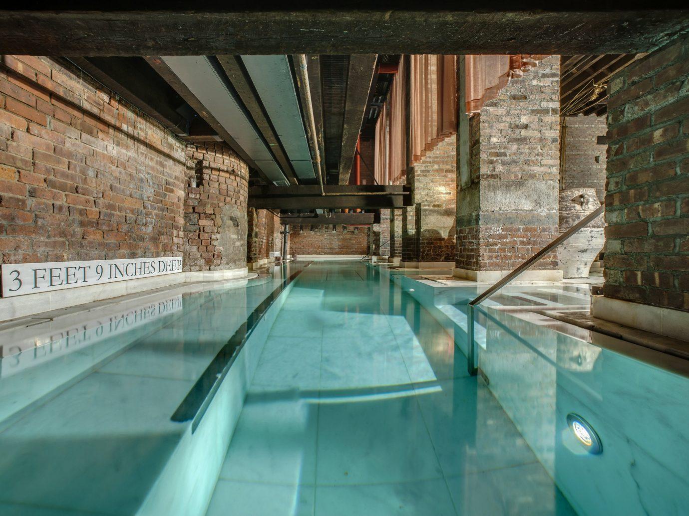 Health + Wellness Spa Retreats Trip Ideas building swimming pool room thermae floor jacuzzi estate stone