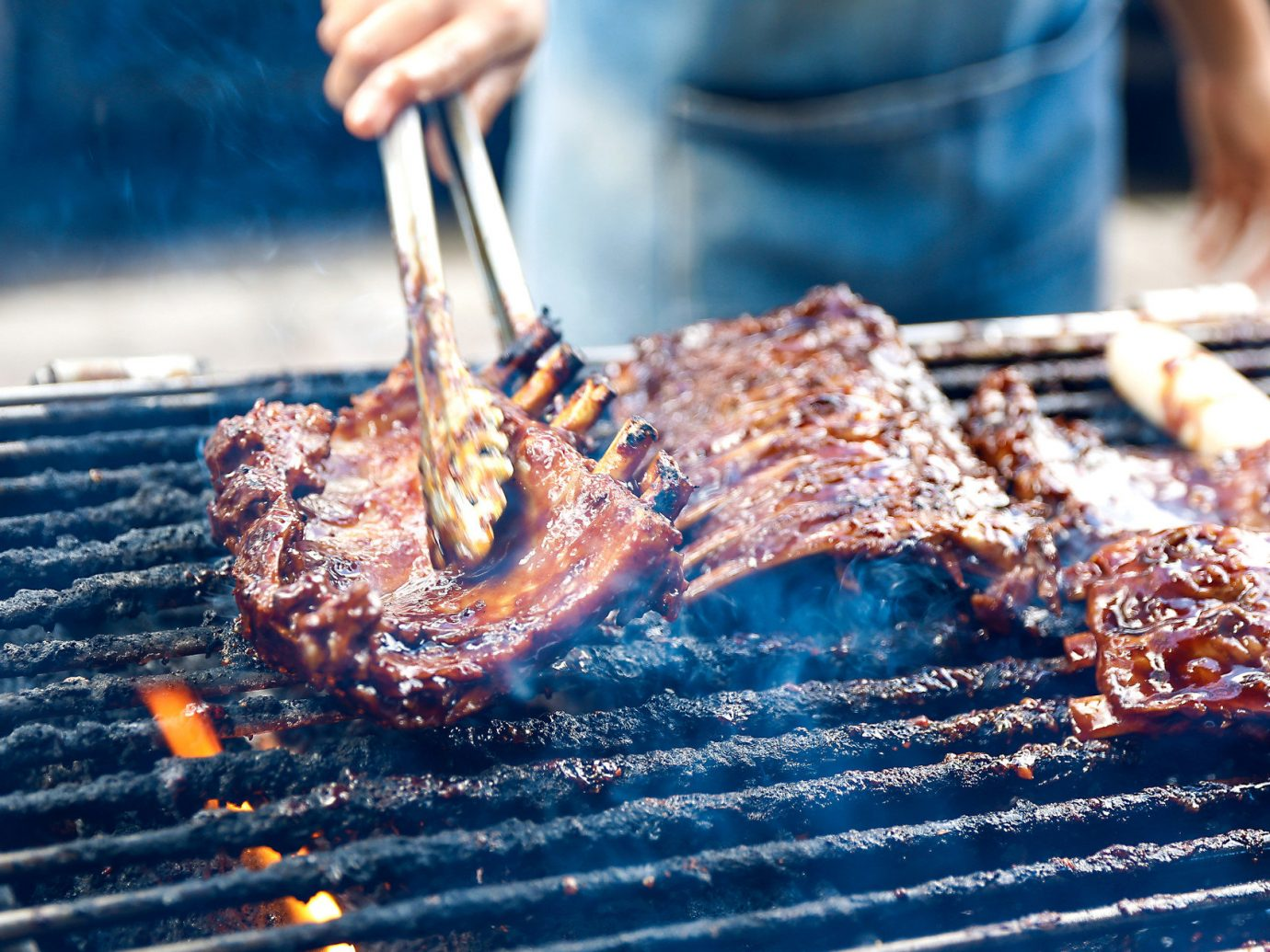 Budget Jetsetter Guides Weekend Getaways food person grilling dish meat piece barbecue slice cooking cuisine barbecue grill outdoor grill sushi baking animal source foods pan grill