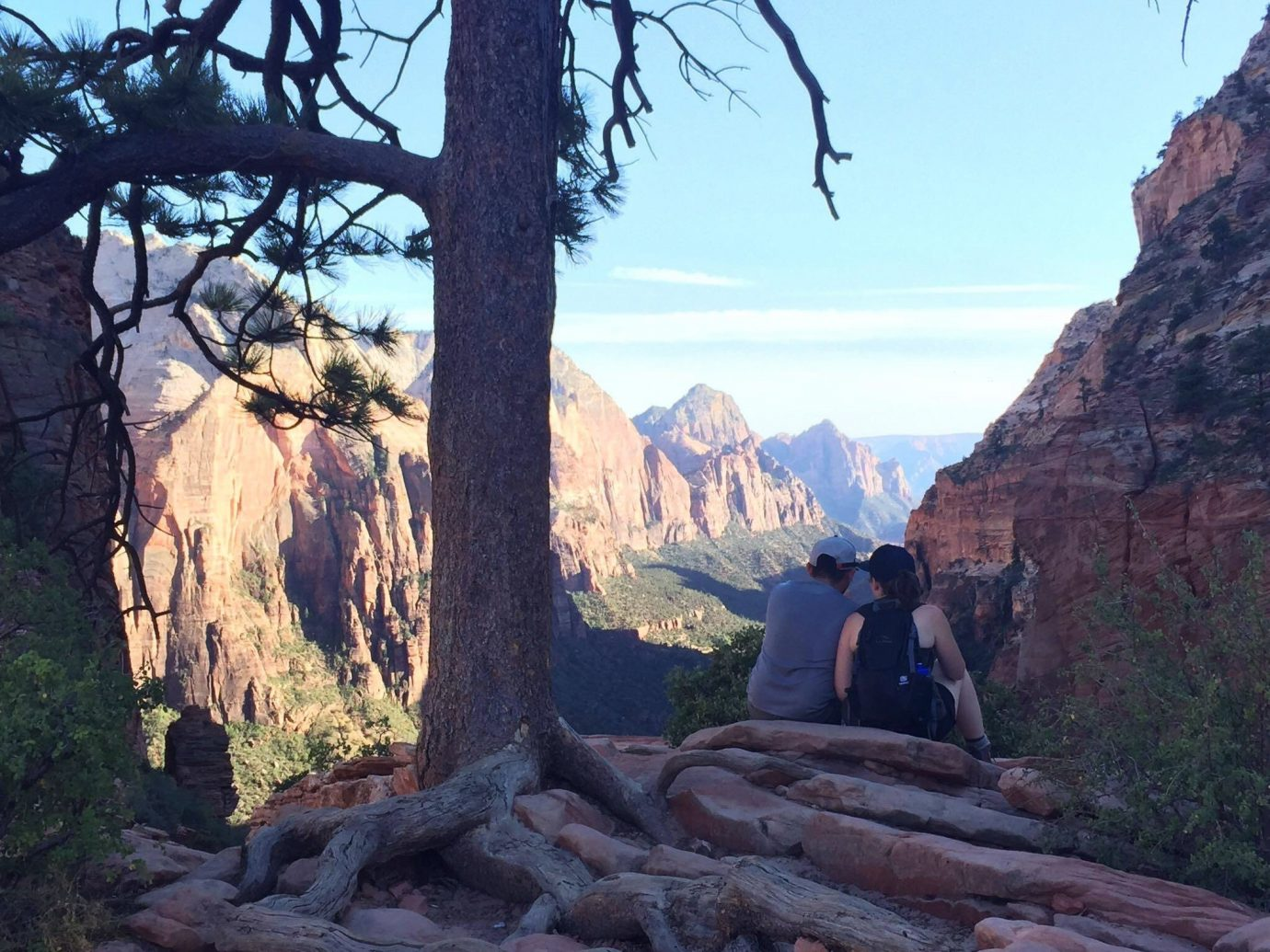 Trip Ideas tree outdoor sky Nature mountain valley canyon wilderness landform rock trail Adventure park geology formation walking national park ridge