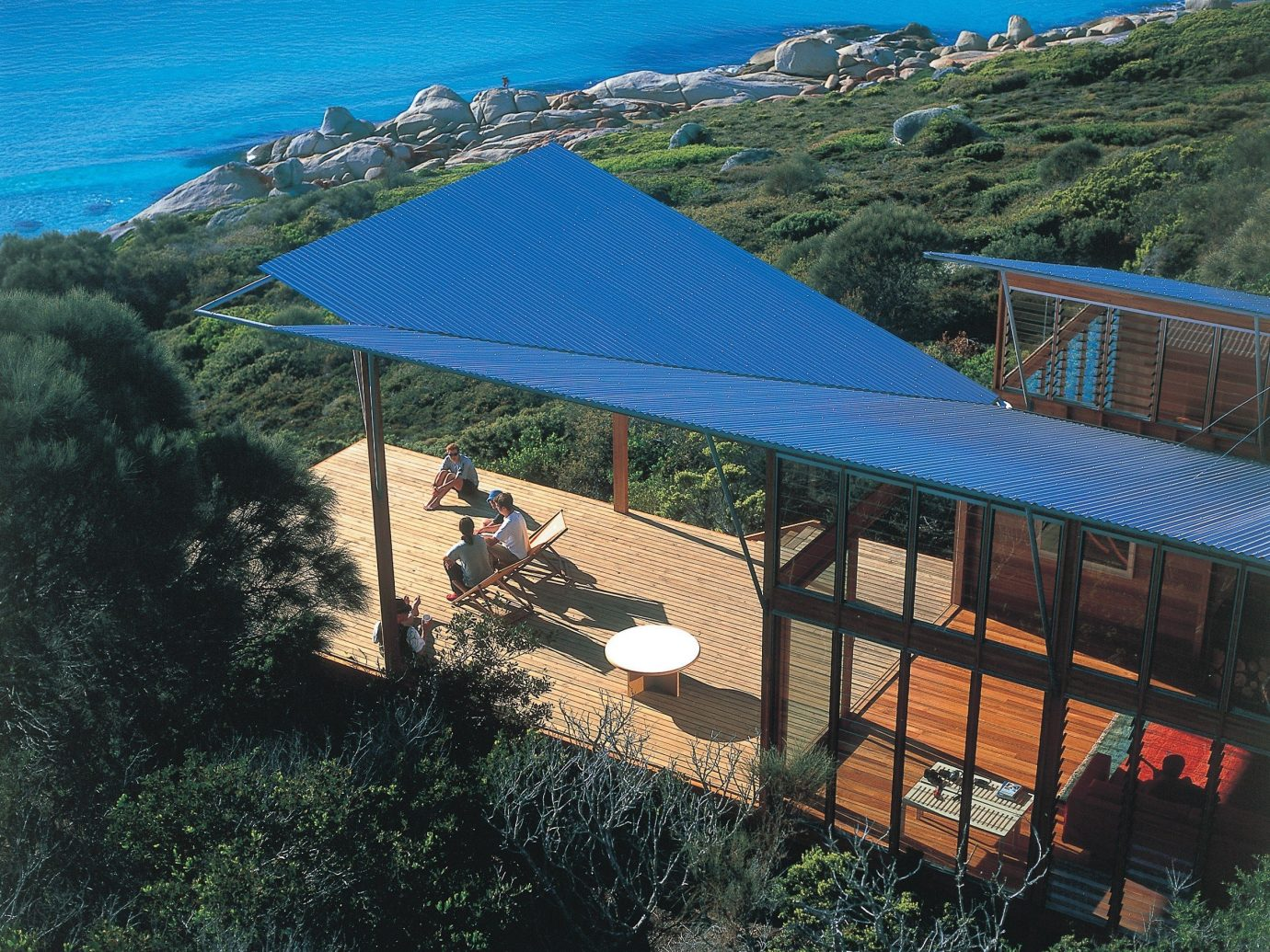 Hotels Outdoors + Adventure outdoor mountain area hillside lush
