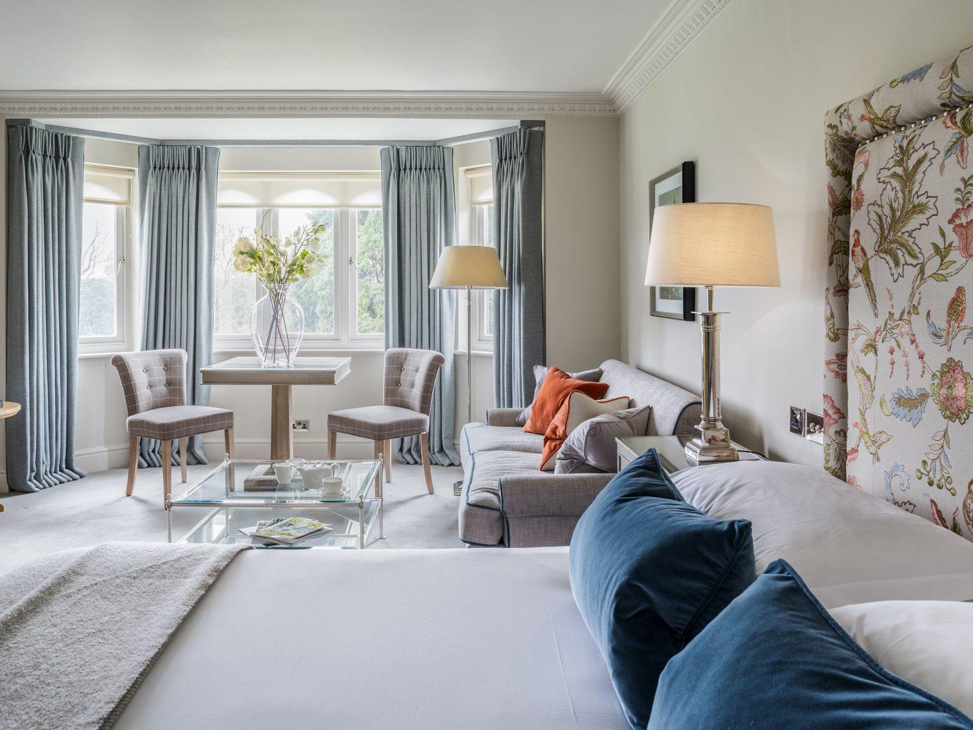 Trip Ideas indoor wall sofa bed room property living room hotel home interior design estate floor Suite cottage real estate Bedroom Design pillow apartment furniture