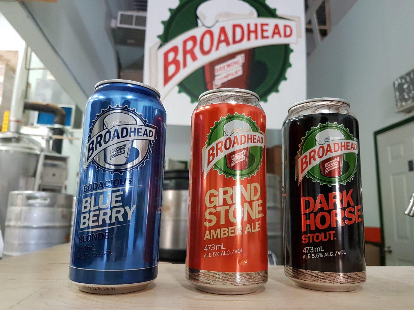 Food + Drink bottle indoor Drink beer counter container can beverage soft drink