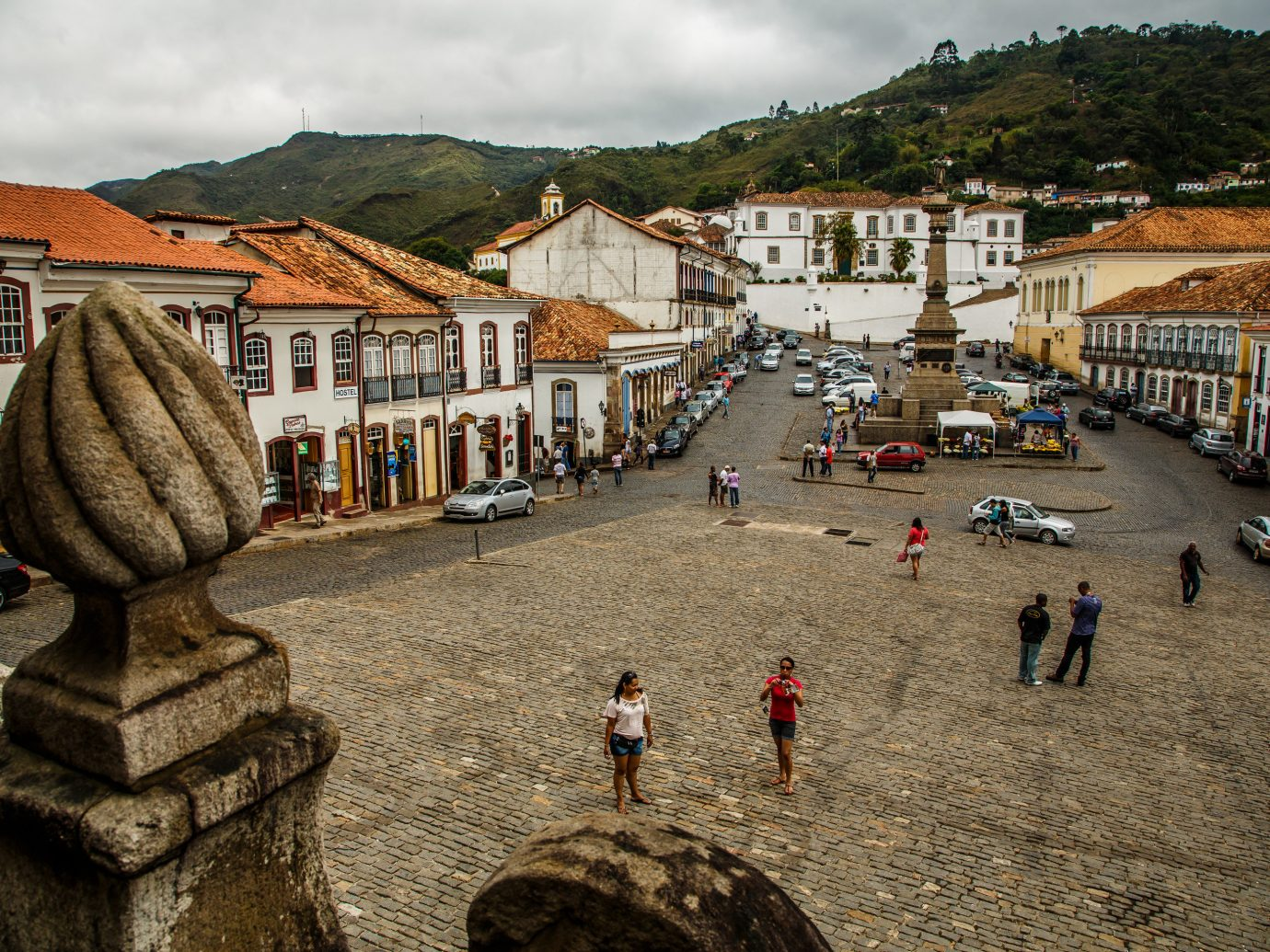Beaches Brazil Trip Ideas sky outdoor Town vacation tourism ancient history Sea travel temple Village