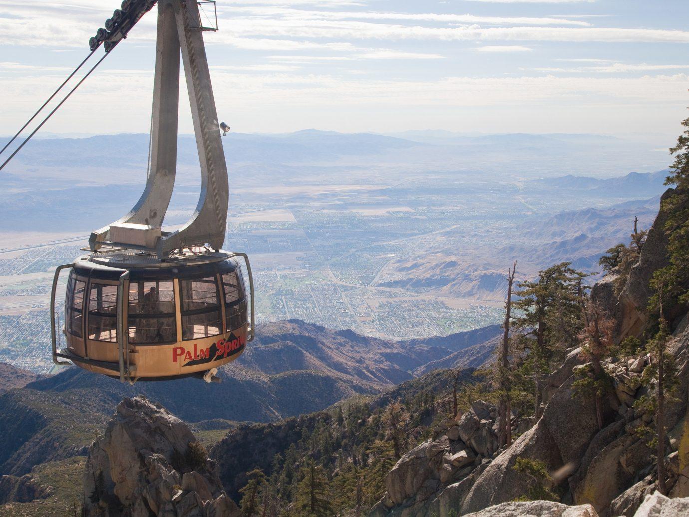 Trip Ideas Weekend Getaways mountain outdoor sky mountainous landforms landform mountain range cable car Nature Adventure hill alps canyon summit walking hillside