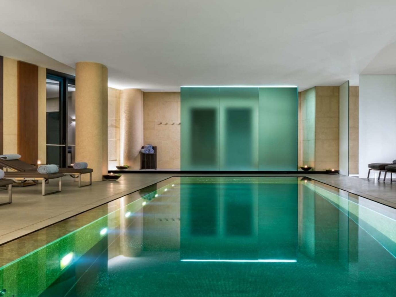 Hotels Italy Milan property swimming pool interior design real estate estate apartment condominium leisure centre hotel leisure floor Resort amenity penthouse apartment