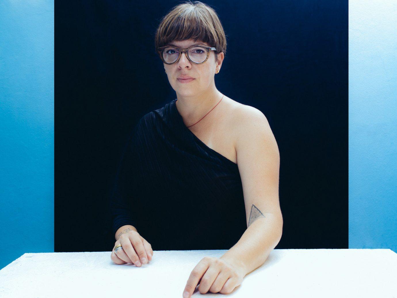 Style + Design person sitting laptop human positions head arm hand posing sense portrait art model photo shoot