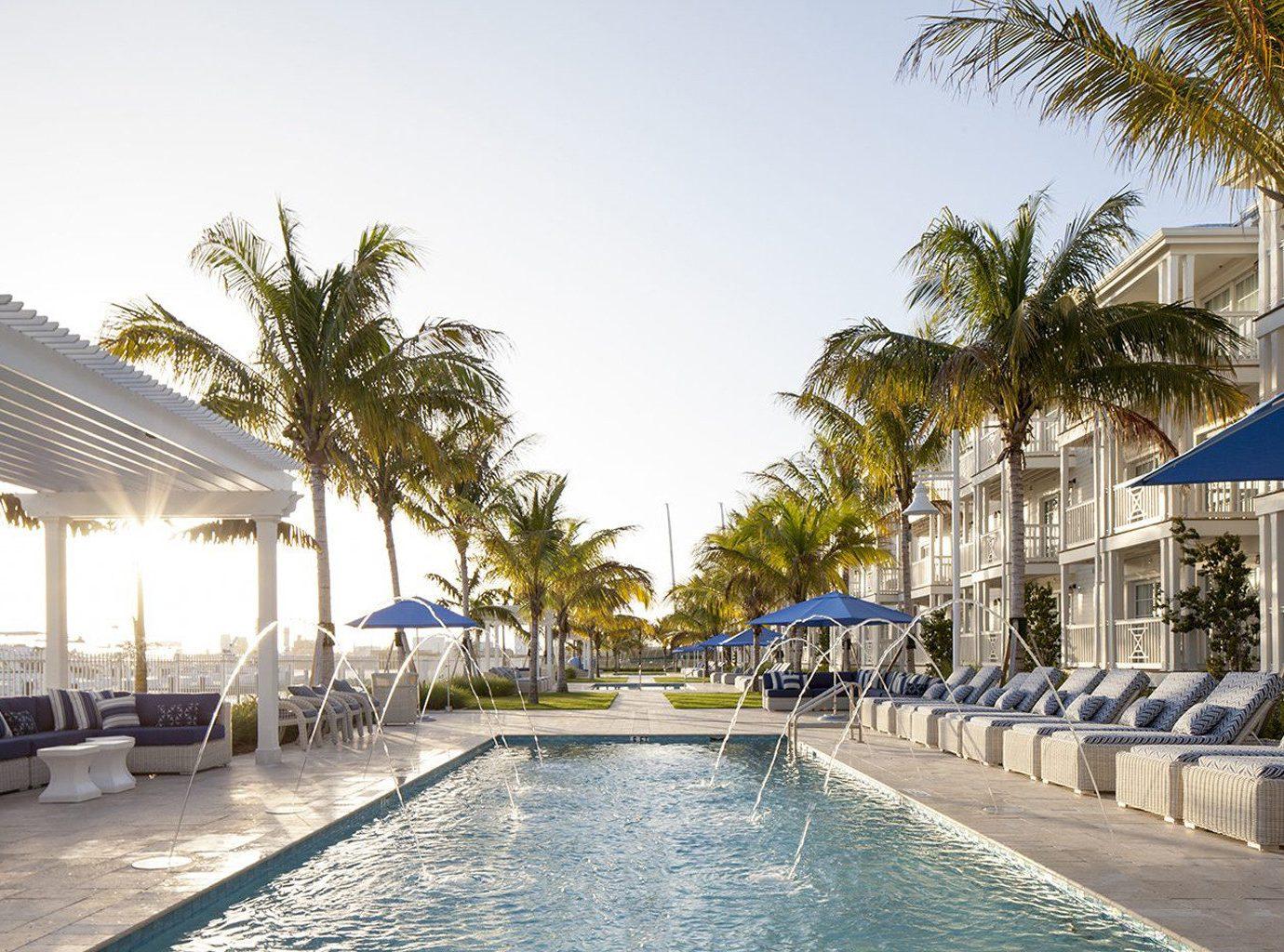 Florida Hotels Trip Ideas outdoor tree building vacation swimming pool Resort walkway estate Beach condominium arecales marina plaza dock boardwalk Sea lined
