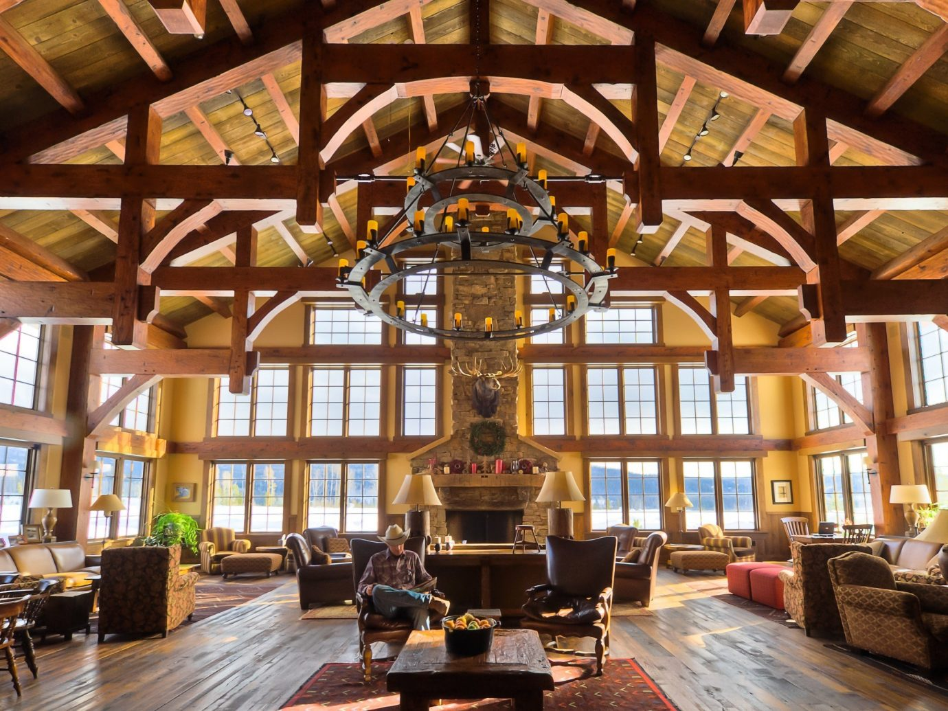All-Inclusive Resorts Family Travel Hotels table indoor Living room chair building ceiling estate interior design chapel furniture Resort place of worship tourist attraction area several