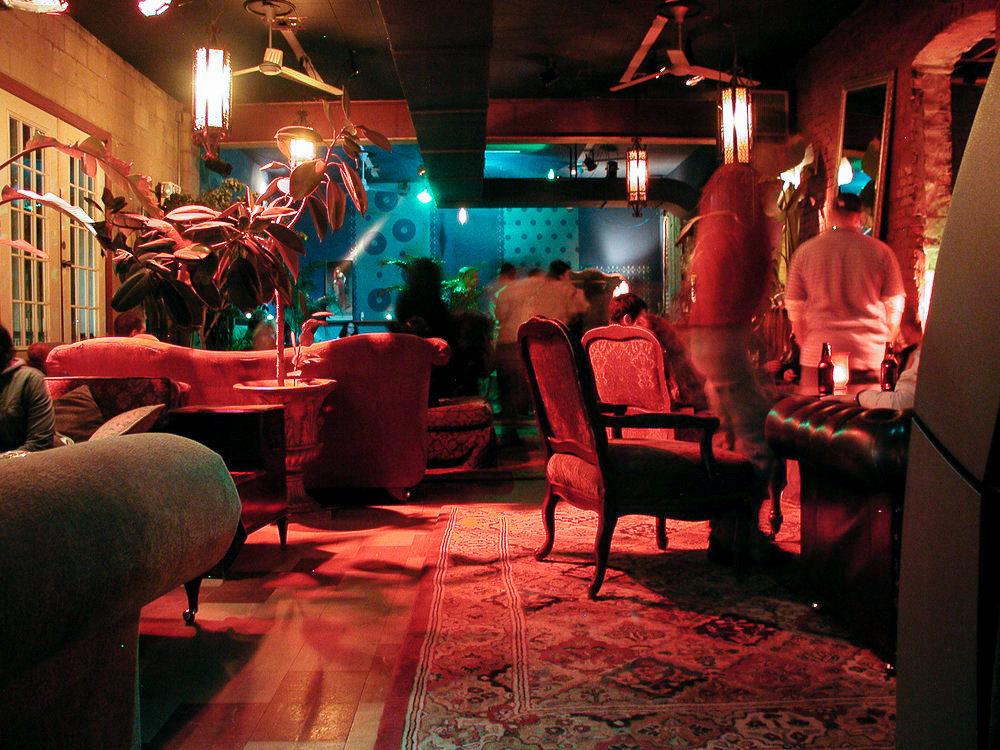Trip Ideas indoor person ceiling Living restaurant room Entertainment lighting Bar people night interior design darkness