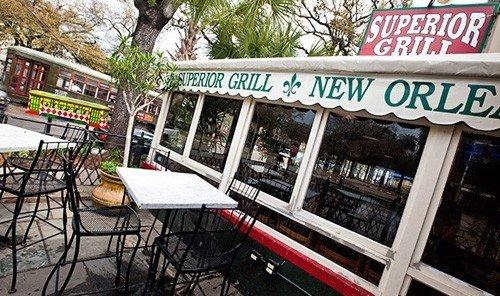 Food + Drink outdoor tree restaurant sign