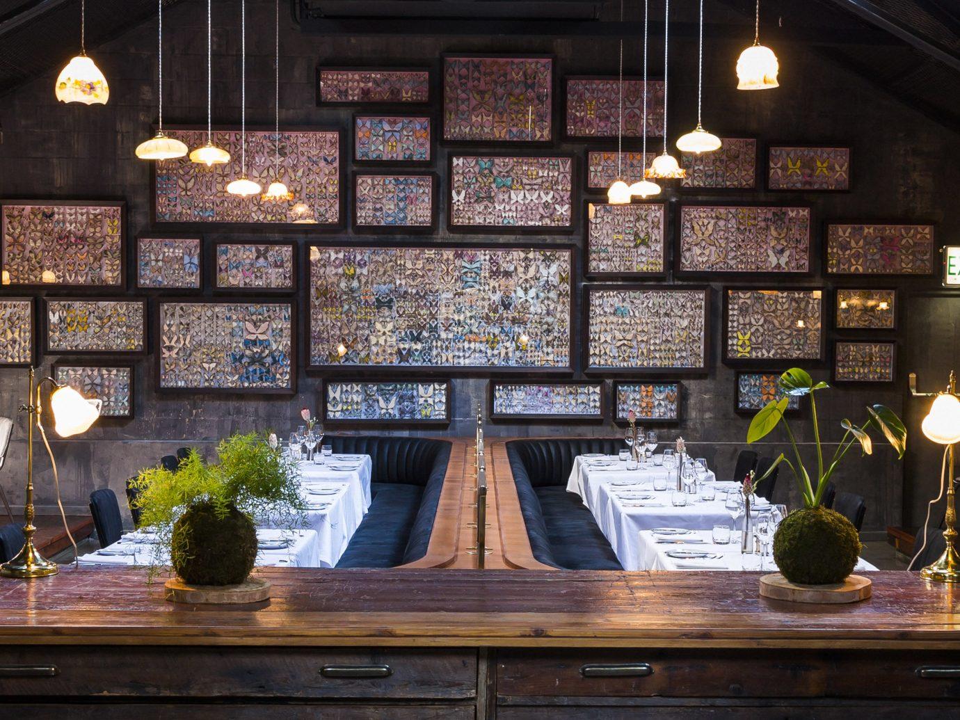 Food + Drink indoor interior design restaurant Bar glass