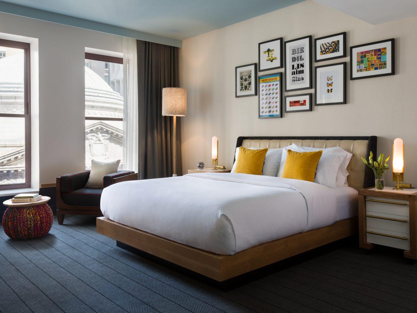 Trip Ideas indoor floor wall room Bedroom property furniture ceiling living room bed interior design home hardwood real estate bed frame bed sheet estate Suite