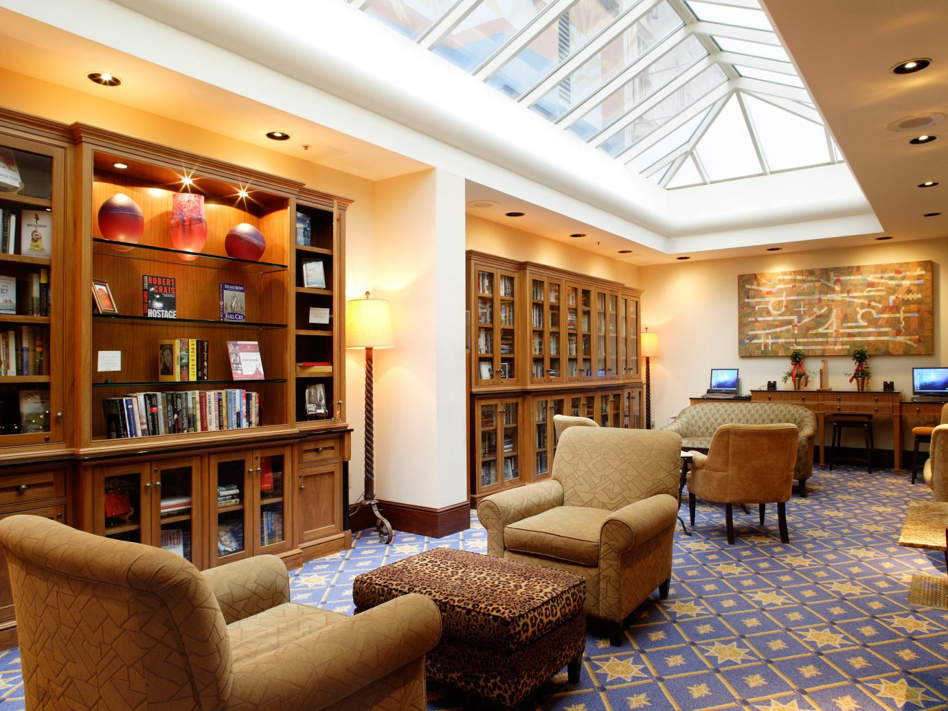 Hotels Lounge Modern indoor ceiling Living room floor wall property living room Lobby furniture estate condominium interior design home real estate recreation room area decorated