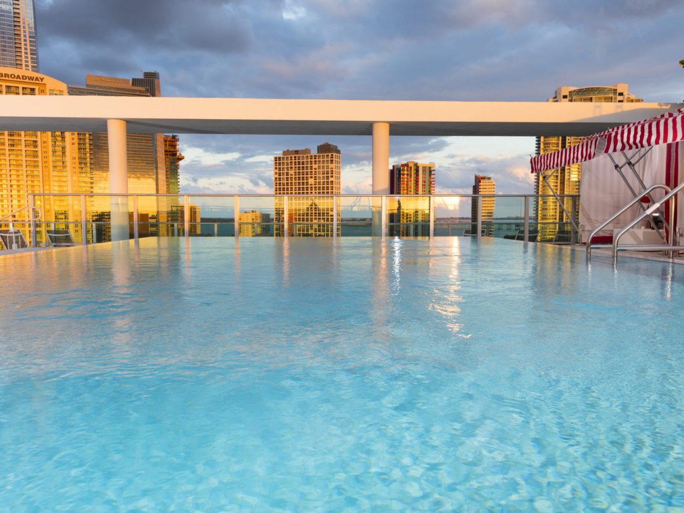 Hotels sky scene swimming pool outdoor leisure property Resort pier leisure centre estate vacation condominium Villa