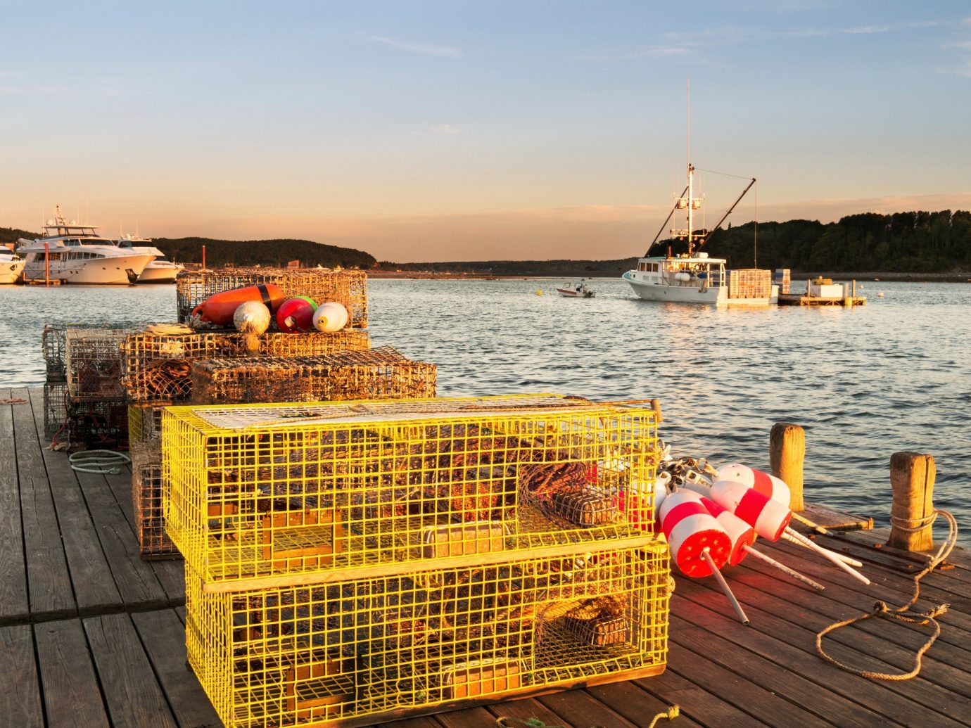 Trip Ideas sky water outdoor Boat pier dock Sea vehicle vacation wooden evening Coast overlooking