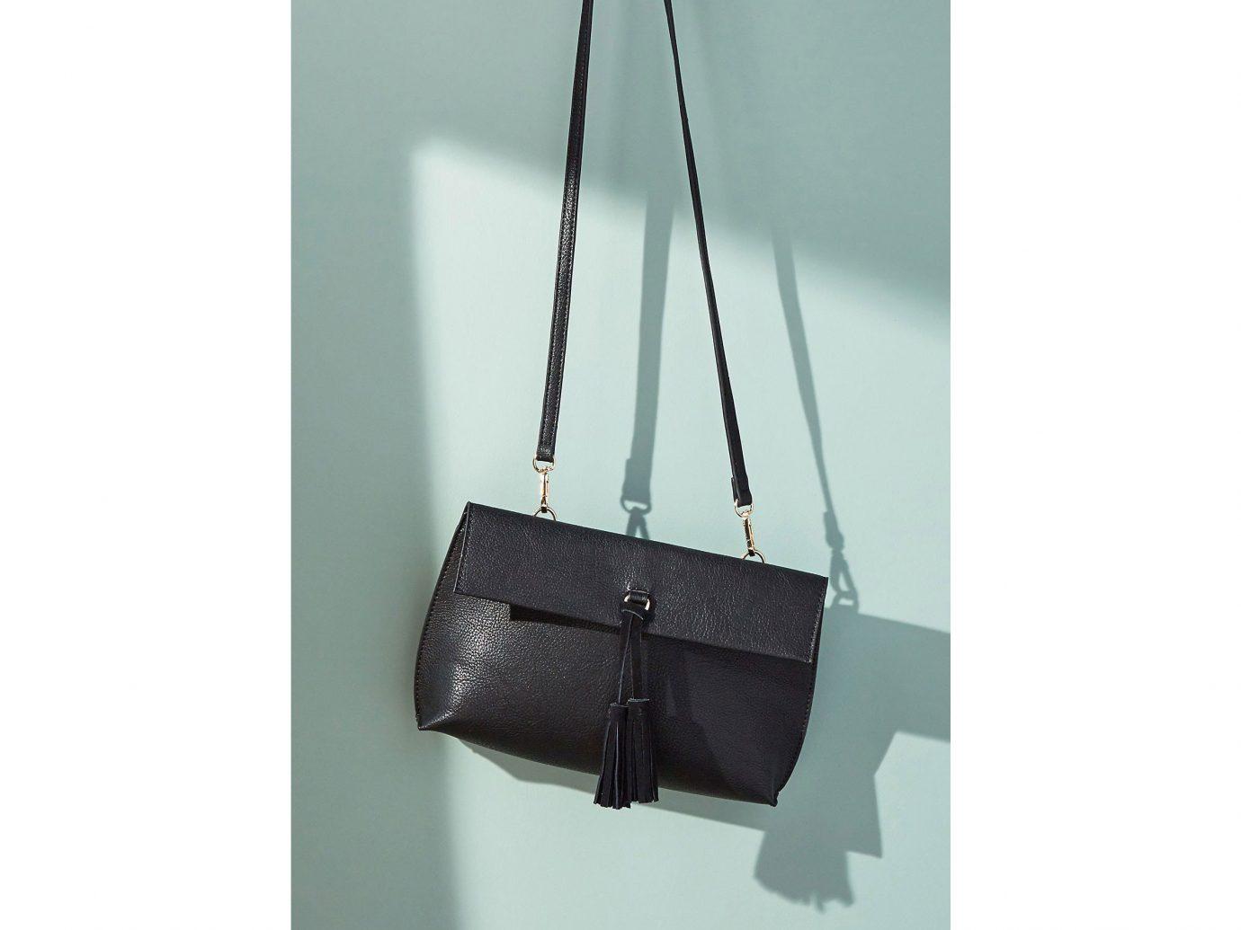 City NYC Style + Design Travel Shop bag wall indoor handbag shoulder bag product black product design leather accessory
