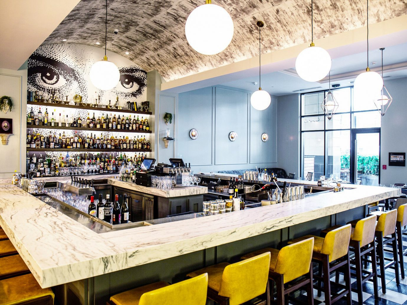 Trip Ideas Weekend Getaways indoor restaurant interior design café area