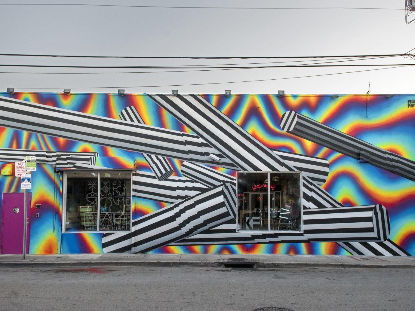 Trip Ideas color graffiti art mural colorful street street art colored