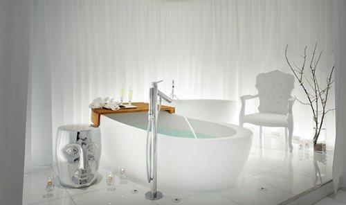 Trip Ideas wall indoor room bathtub bathroom plumbing fixture interior design bidet lighting floor Design tap