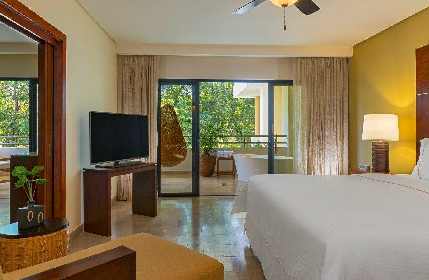 Bedroom at the Westin Resort & Spa Playa Conchal