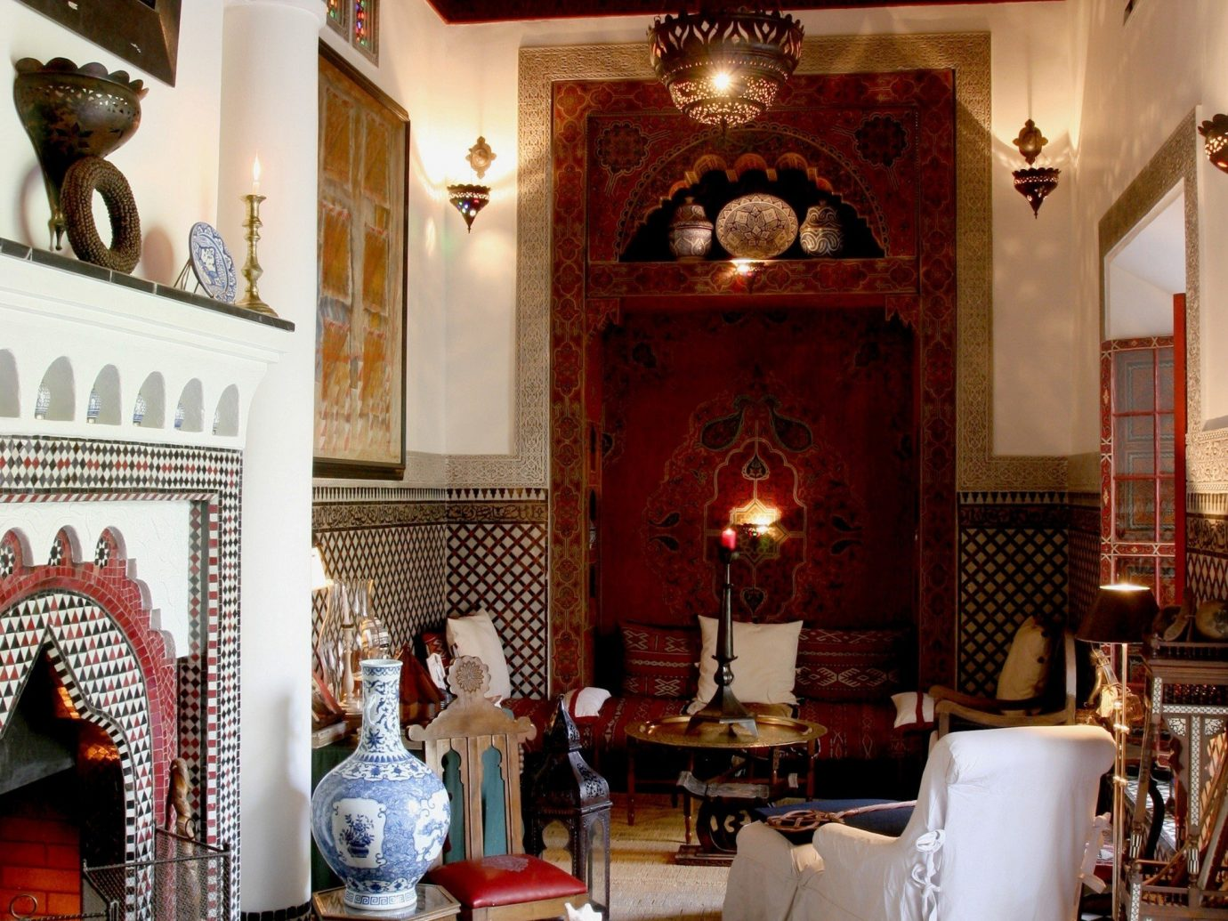 Hotels indoor floor room Living home restaurant interior design living room estate furniture decorated