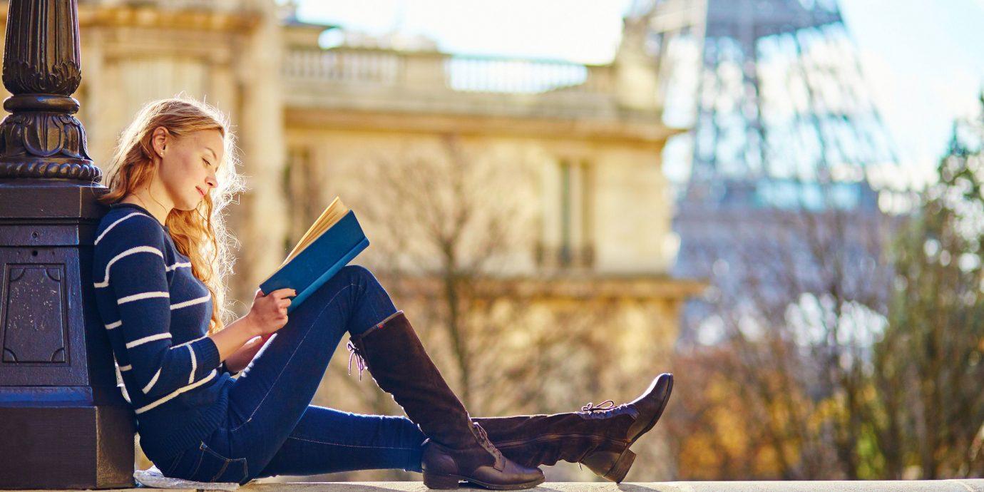 Arts + Culture Travel Shop outdoor person building color photograph woman blue human positions photography sitting ceremony spring portrait photography photo shoot