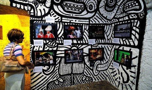 Arts + Culture street art mural art graffiti Design