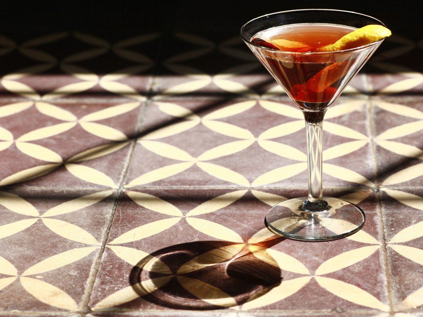 Offbeat indoor Drink alcoholic beverage cocktail martini glass beverage alcohol