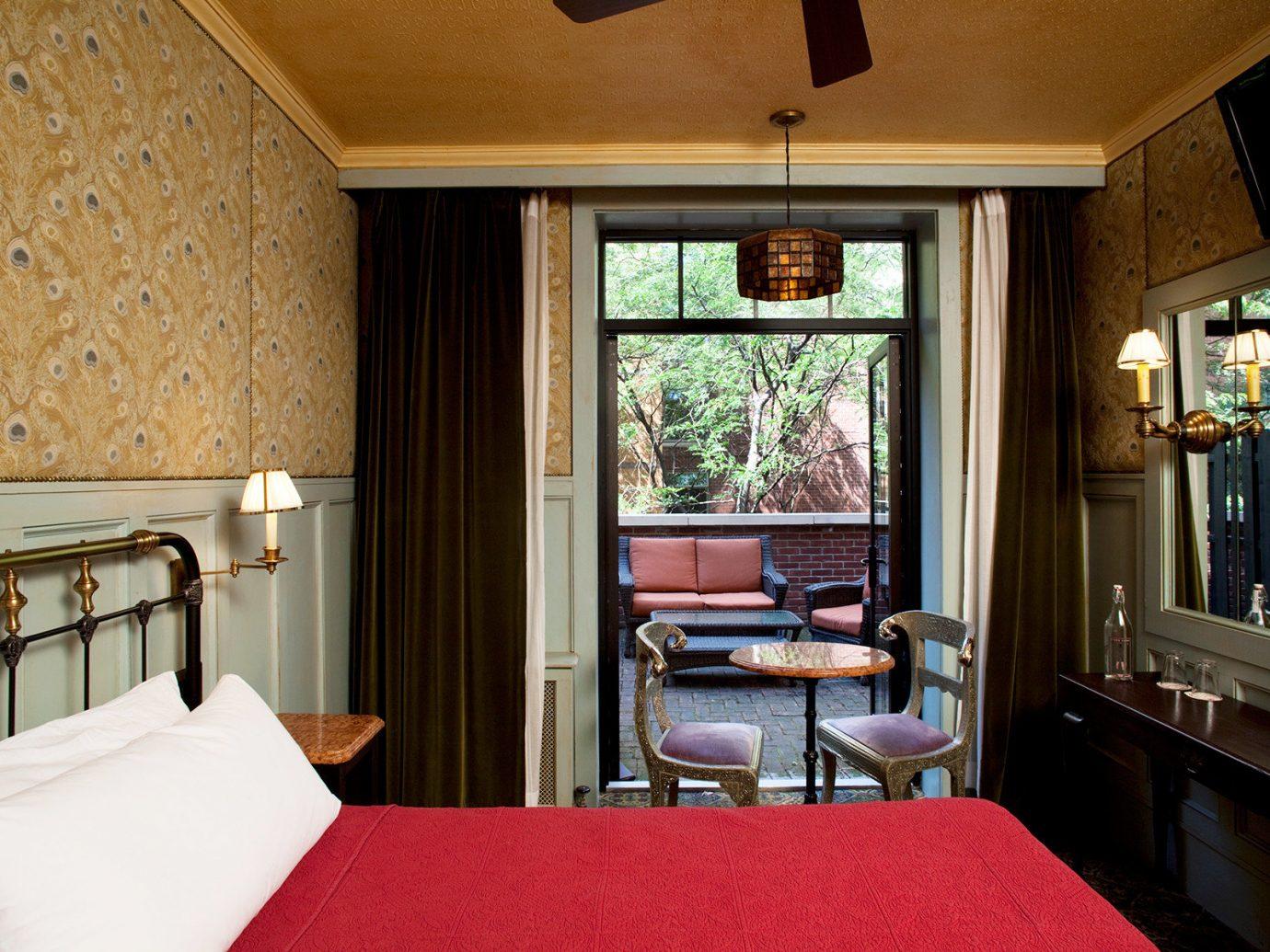 Bedroom Hotels Suite indoor bed window room floor property building estate cottage home interior design real estate Resort