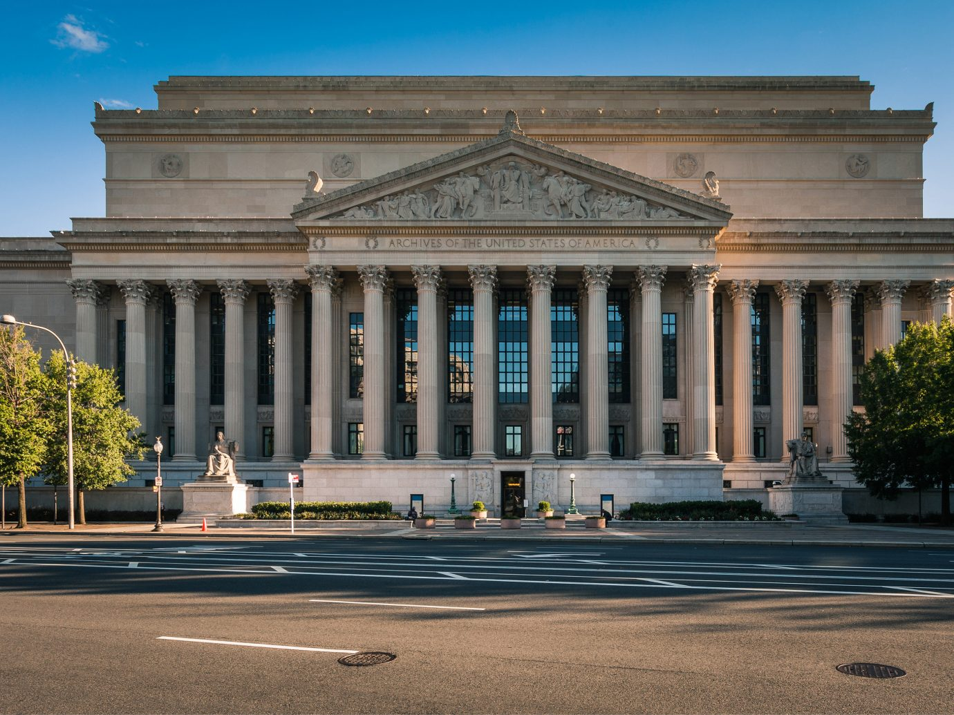 Trip Ideas road outdoor sky building landmark structure Architecture classical architecture street government building Downtown facade plaza palace City opera house courthouse estate colonnade day
