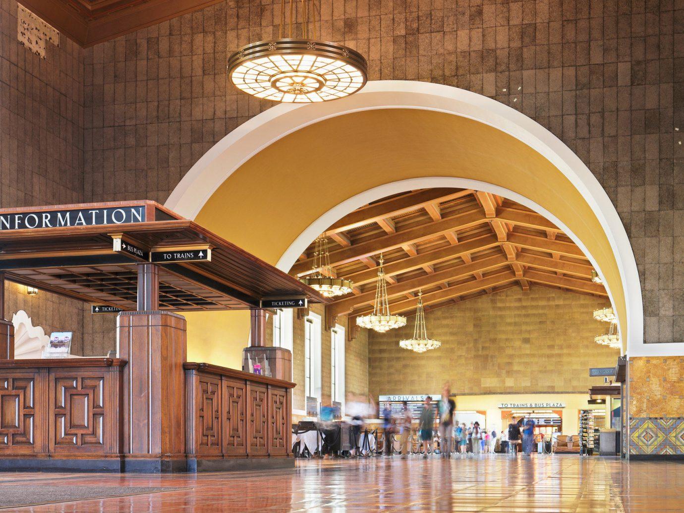 Trip Ideas building indoor floor Lobby Architecture library interior design arch shopping mall plaza hall tourist attraction arcade auditorium