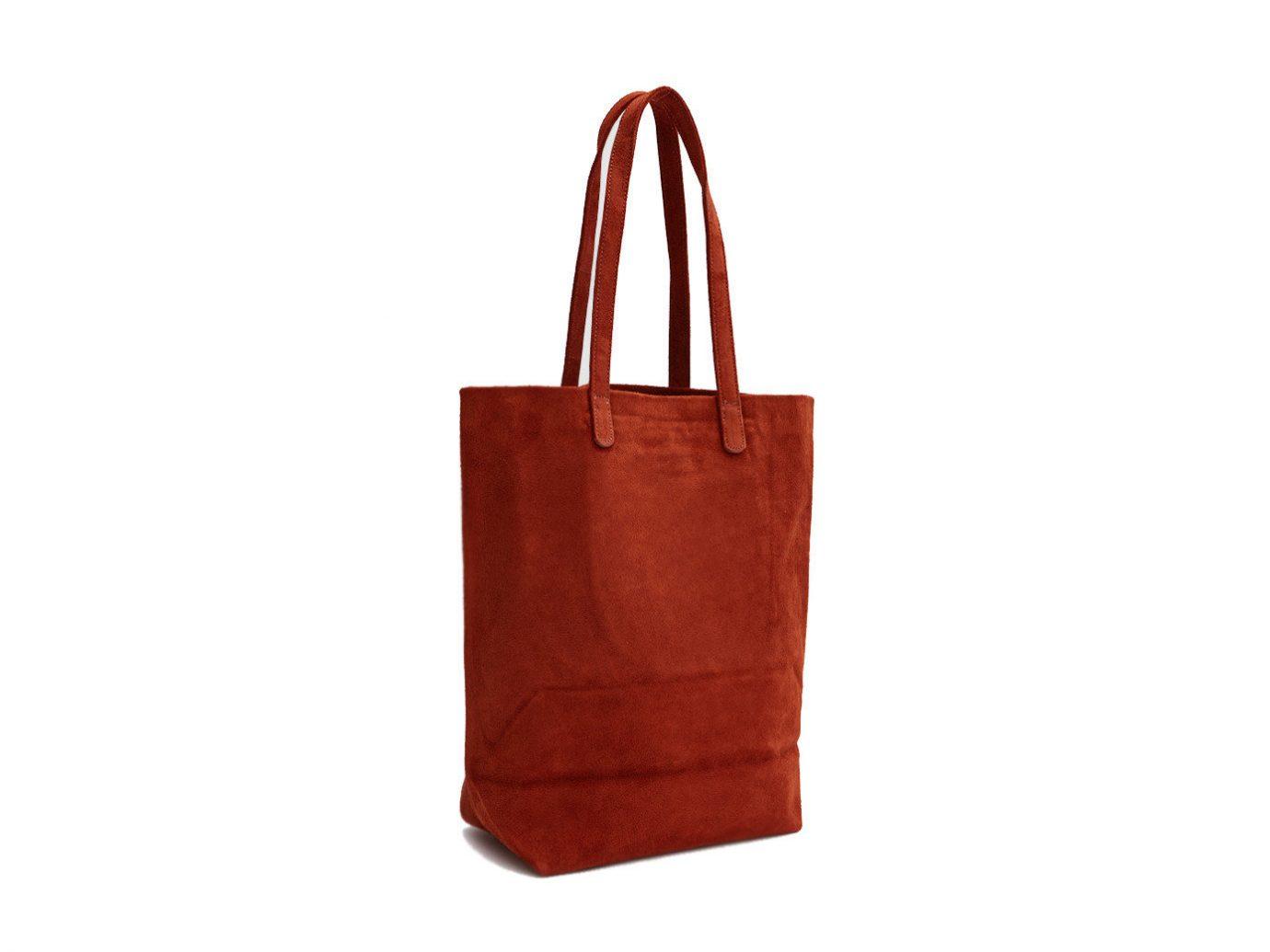 Packing Tips Style + Design Travel Shop Weekend Getaways handbag accessory bag shoulder bag brown product leather tote bag product design brand case