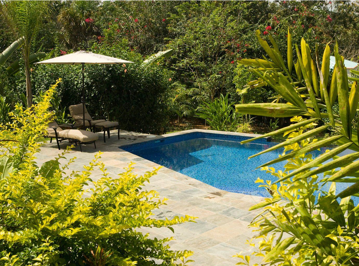 Pool At Ka'Ana Boutique Resort And Spa In San Ignacio, Cayo District