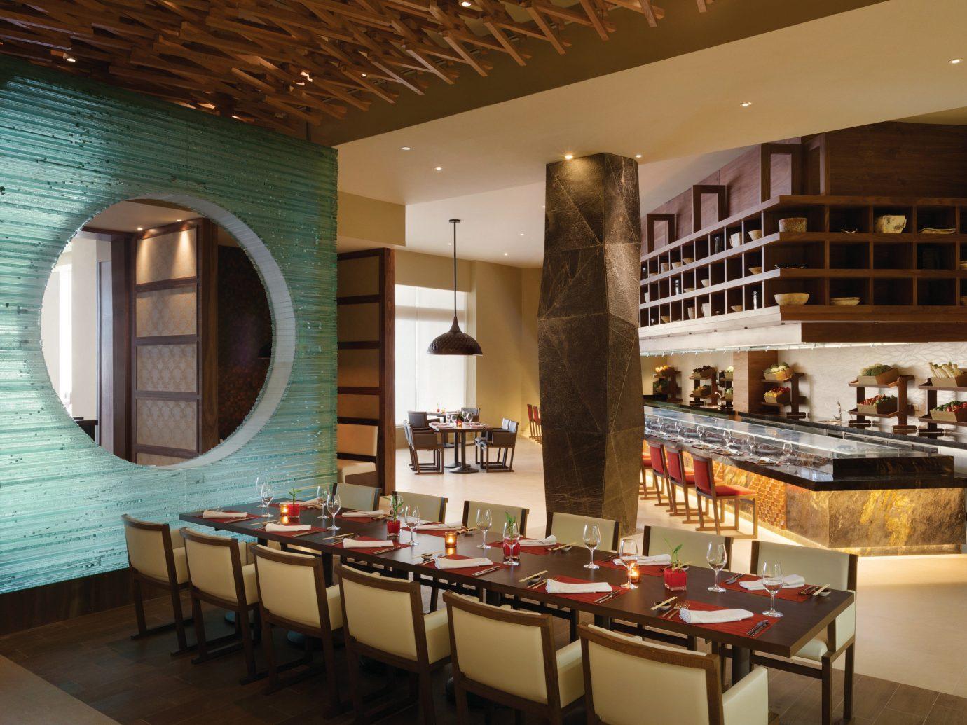 Restaurant at Hyatt Ziva Cancun