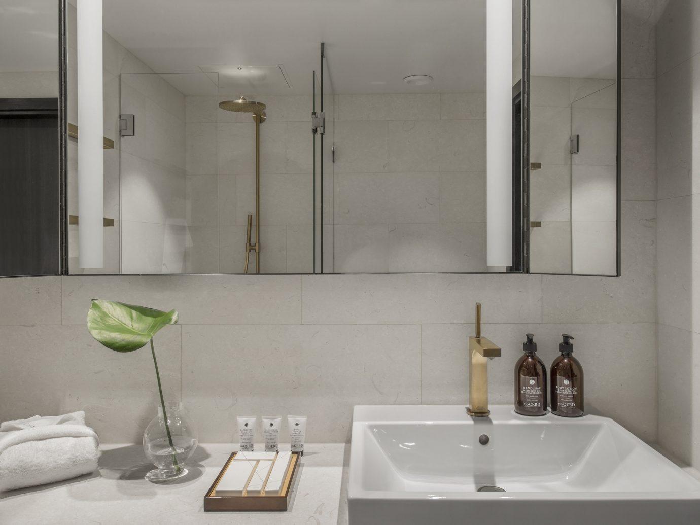 Hotels Stockholm Sweden wall indoor bathroom mirror sink property room interior design tap bathroom accessory counter home product design floor plumbing fixture toilet tile